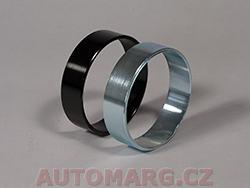 Trubka GX35 - stříbrná/černá