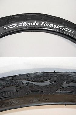 Plášť  KENDA FLAME 26x3,00 (68-559)