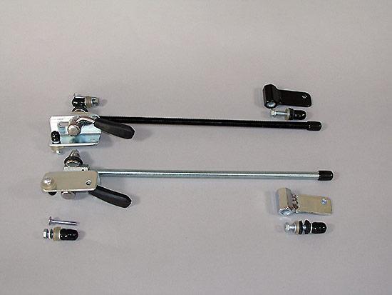Závitová tyč - kompletní